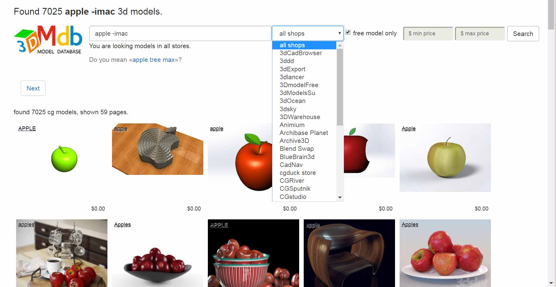 3d model search engine modeling od forum for 3d search engine