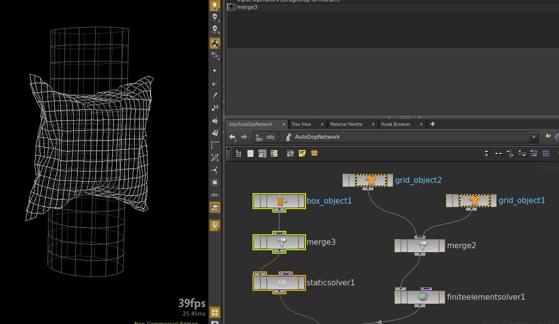 Use Houdini Like Marvelous Designer? - Animation & Rigging