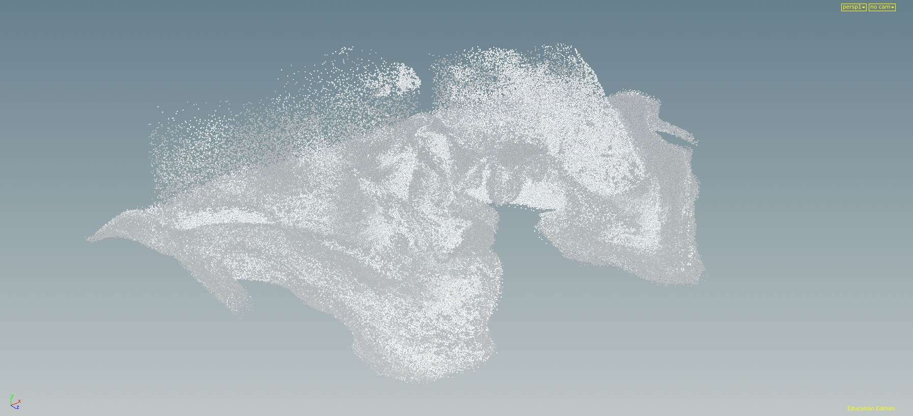 Selecting edges of fluid particles - General Houdini Questions - od