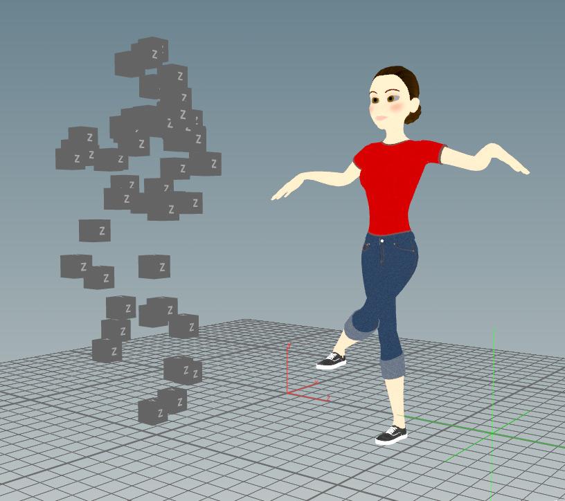 Leveraging TRC Mocap Data? - Animation & Rigging - od|forum