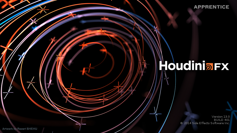 Houdini 13.0.401 - Splash.png