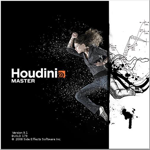 Houdini 9.1.179 - Splash.png