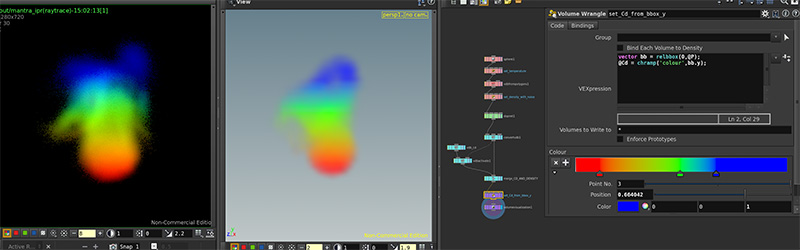 Houdini pyro vertical gradient pass - General Houdini Questions - od