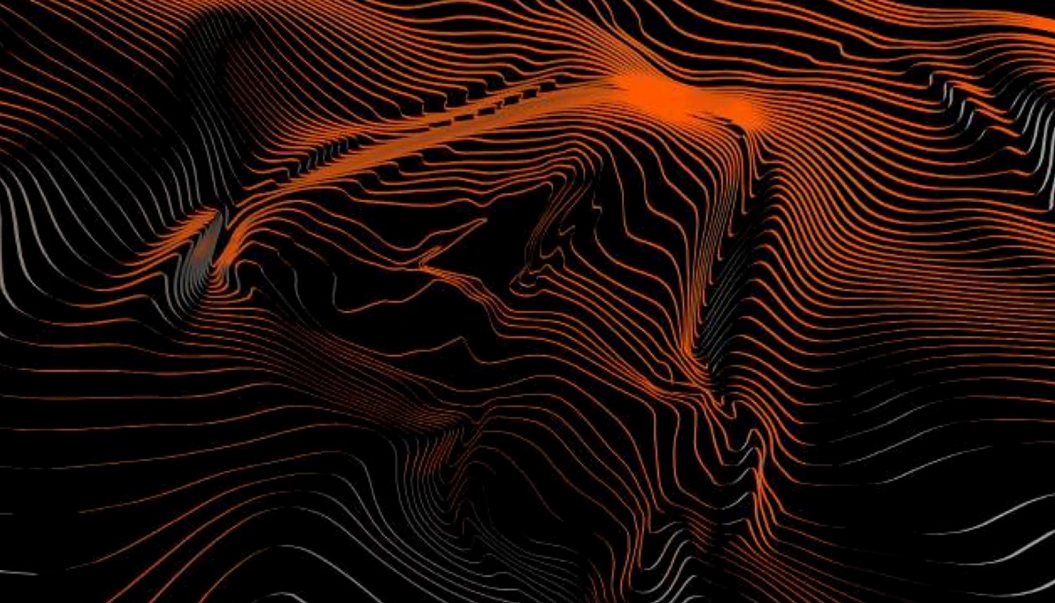 Topo lines terrain curves - General Houdini Questions - od|forum