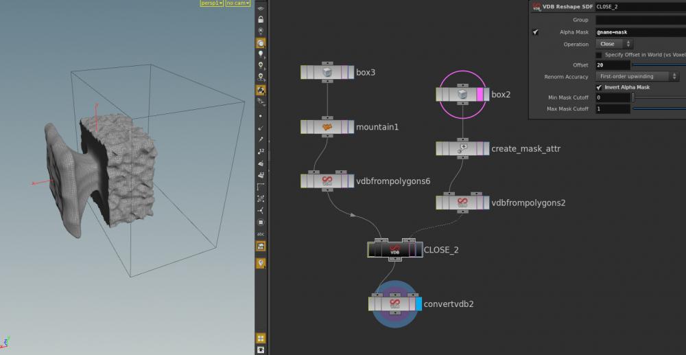 VDB mask reshape problem -simple setup.jpg