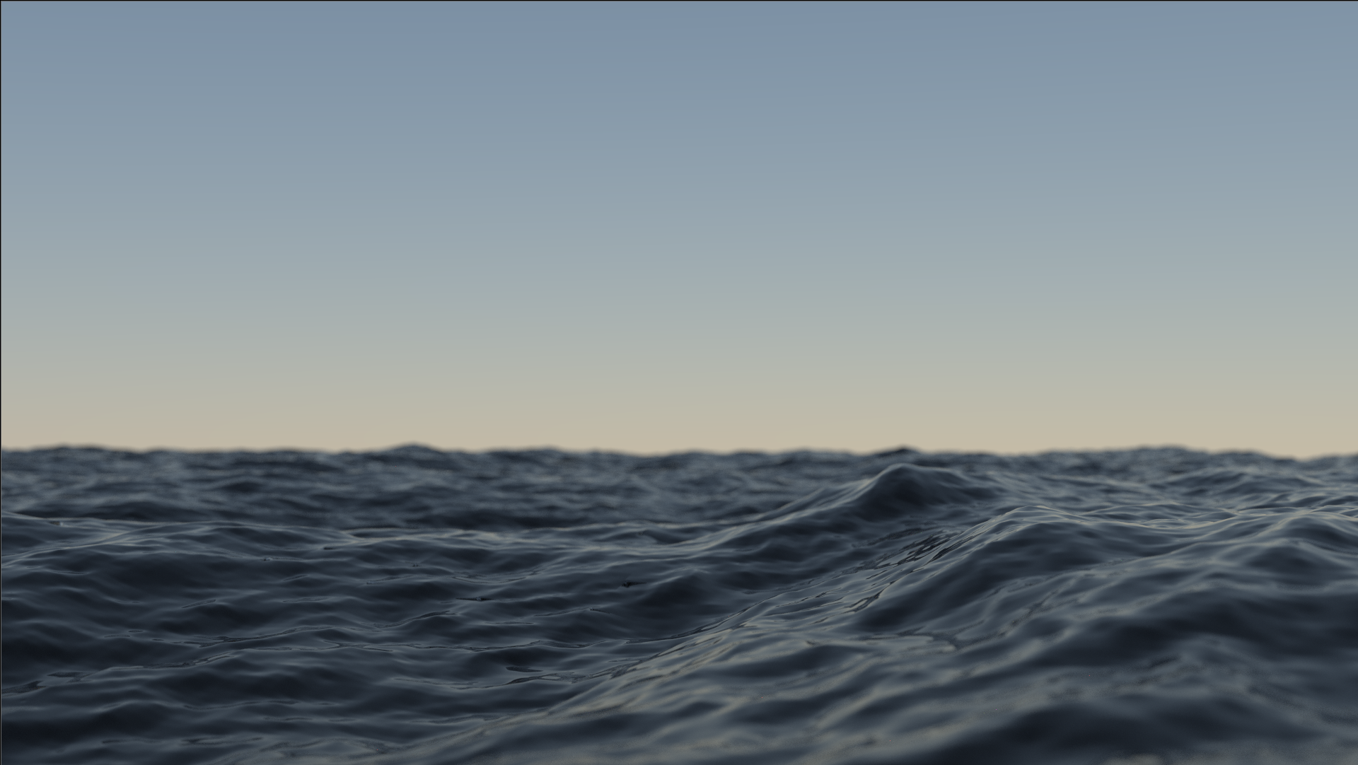 Ocean spectra with Redshift - General Houdini Questions - od|forum