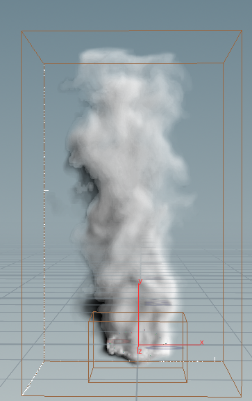 Fast smoke simulation - Effects - od|forum