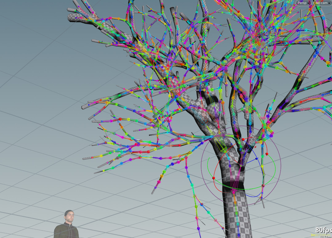 Tree RIG Sway In Wind? - Animation & Rigging - od|forum