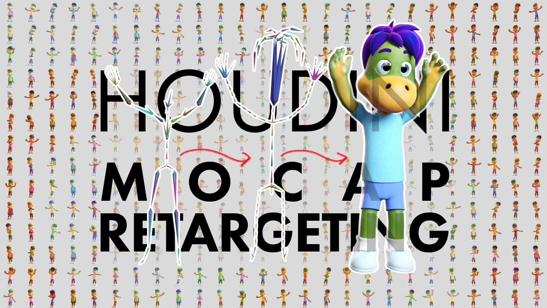 Animation Retargeting motion retargeting tool - animation & rigging - od|forum
