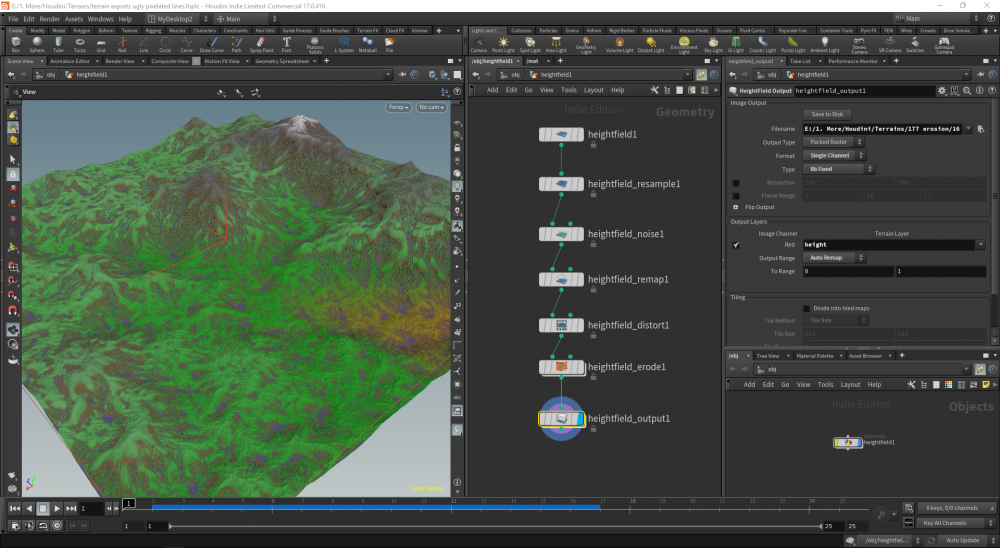 Houdini Terrain urly exported heightfield.PNG