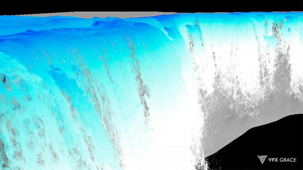 VFX Breakdown Waterfall with Houdini VFX Grace.mp4_20191219_000413.362.jpg